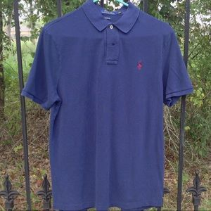 Ralph Lauren  Polo   With red insignia